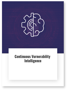 01 Default - Continuous Vurnerability Intelligence